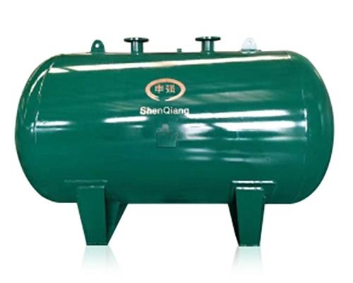 碳钢卧式储气罐